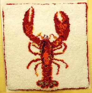 Lobster on a Bag