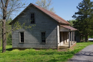 One of the mill houses.
