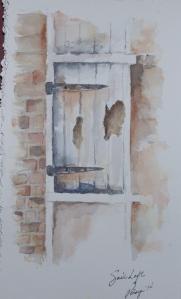 Sail Loft Door